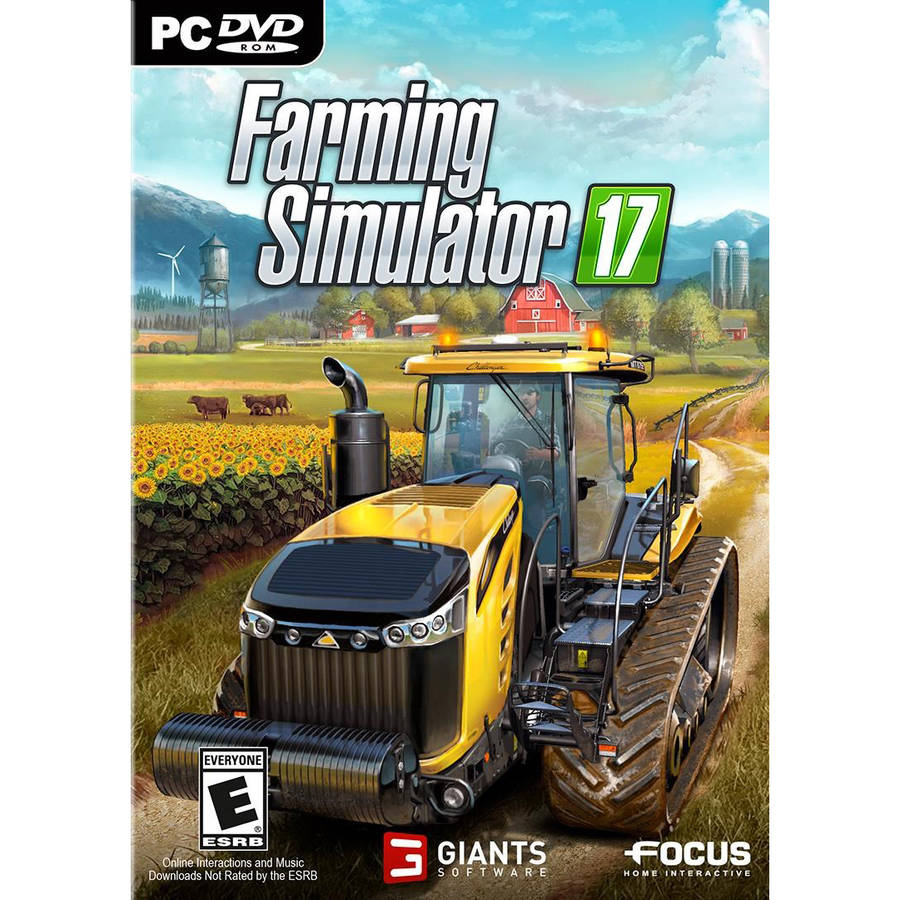 Walmart Exclusive: Farming Simulator 17 (PC)