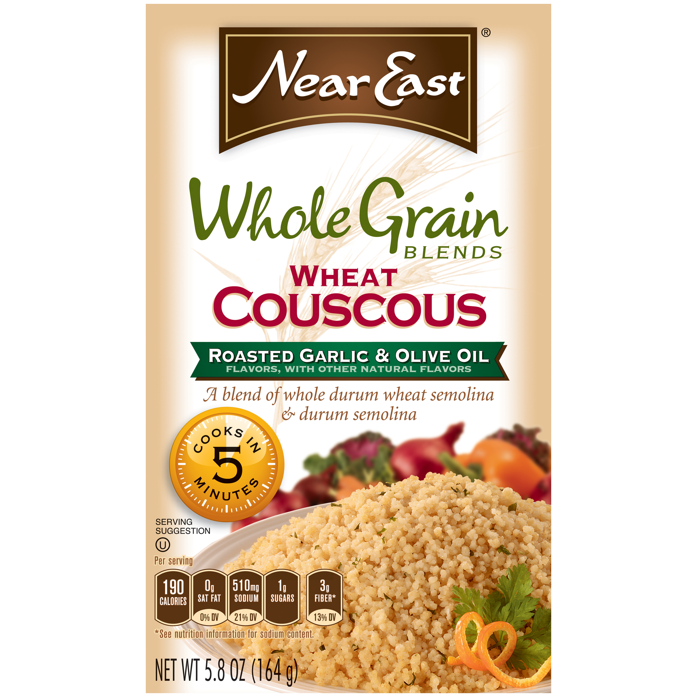 What is the nutritional value of couscous?