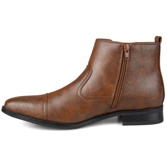 9e7f13c7c75 Daxx Men's Gabe Wide-width Chelsea Boot