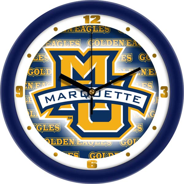 Marquette Dimension Wall Clock