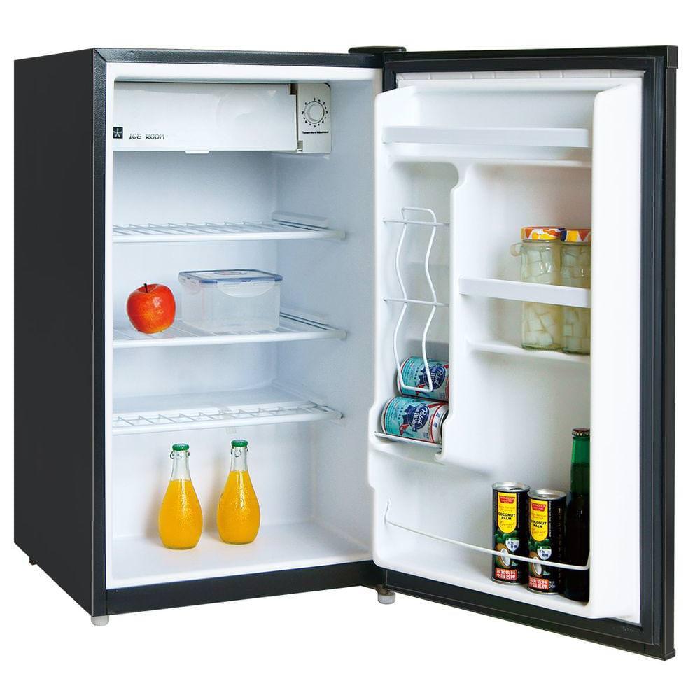 Office Fridge: Igloo Refrigerator And Freezer 4.5 Cu Ft. Compact Mini