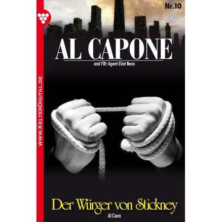 Al Capone 10 - Kriminalroman - eBook