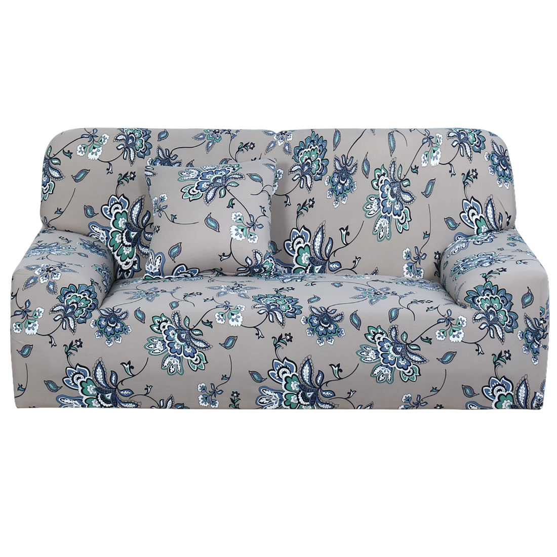 Stretch Chair Sofa Covers 1 2 3 4 Seater Style 3 Loveseat