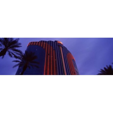 Halloween Events Las Vegas Strip (Low angle view of a hotel Rio All Suite Hotel And Casino The Strip Las Vegas Nevada USA Poster)