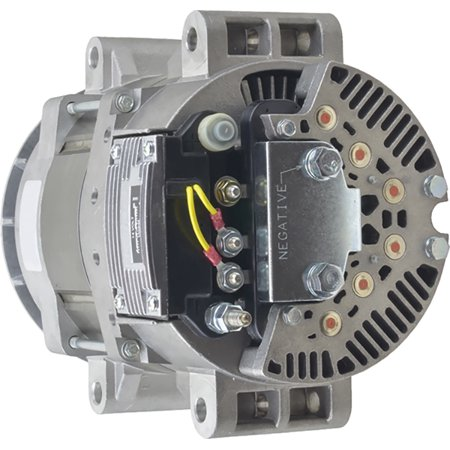 New DB Electrical ROTA0135 Alternator for 0.5 Clock 320 amp External Fan Type Internal Regulator 12V Mack Various 00098359, 710035096, LN4962PA, 310000019, P2112500, ZLN4962PA, 006875V081