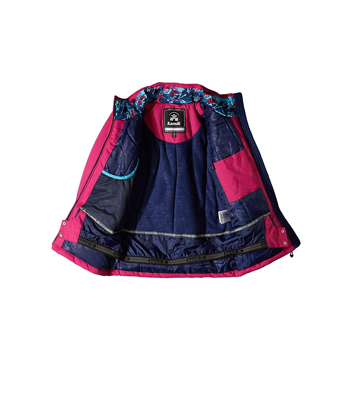 Kamik Kids Baby Girls Maeve Jacket Infant//Toddler//Little Kids//Big Kids