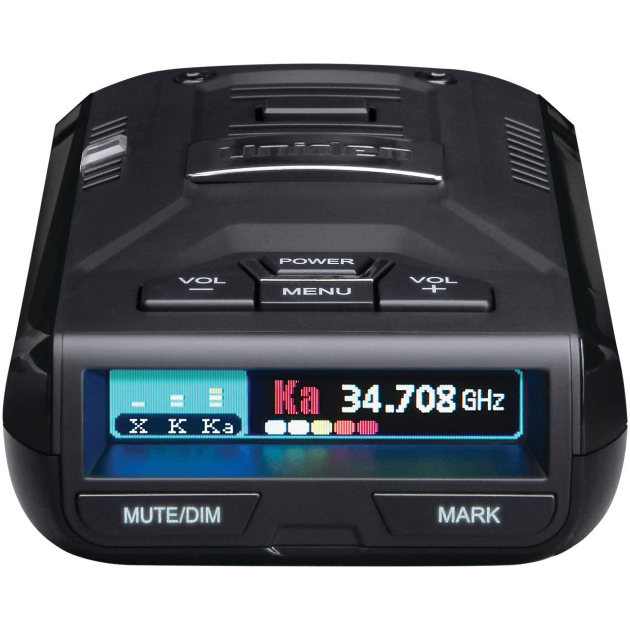 Uniden R3dsp R3 Dsp Extremely Long-range Radar Detector/laser Detector With Gps