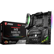 MSI Motherboard X470 GAMING PRO CARBON - X470GPCARBON