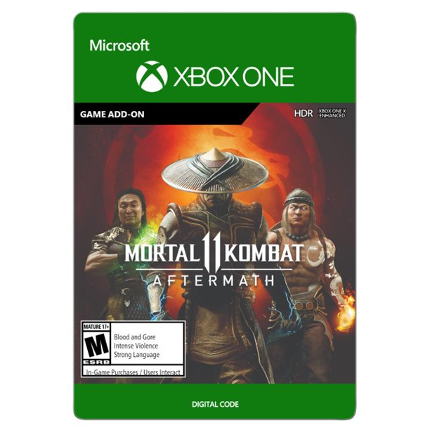 mortal kombat 11 aftermath xbox one download