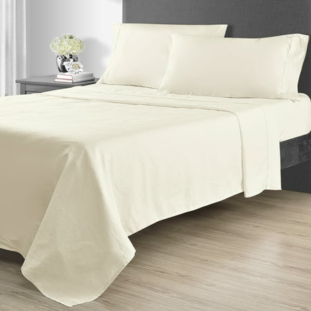 Better Homes & Gardens 4pc Linen Blend Sheet - Line Sheets