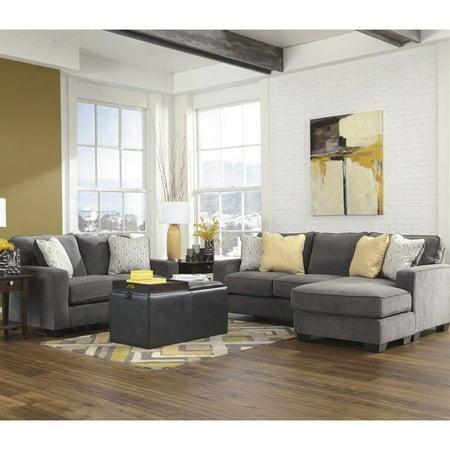 Signature Design By Ashley Furniture Hodan 3 Piece Sofa Set In