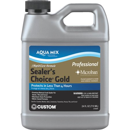 Custom Building Products 24oz Choice Gold Sealer AMSC24Z ()