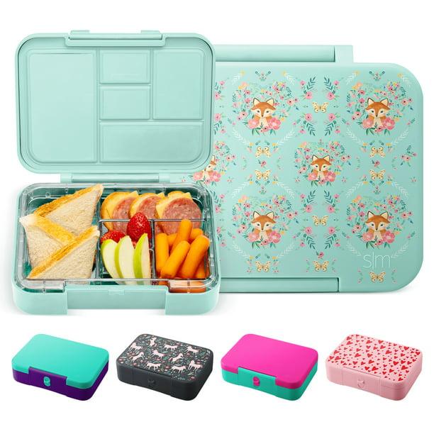 Proviantbox Mini 11 x 8 x 5,5 cm Schulz Snack Box mini Obst Dose