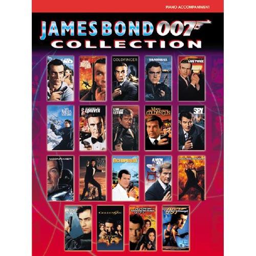 James Bond 007 Collection: Piano Accompaniment