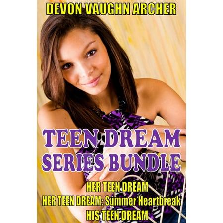 Teen Dream Series 3-Book Bundle: Her Teen Dream, Summer Heartbreak, His Teen Dream - eBook
