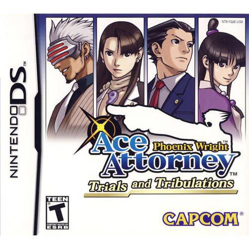 Phoenix Wright: Trials/Tribulations (DS)