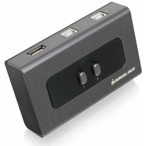 IOGEAR 2-Port USB 2.0 Peripheral Sharing Switch