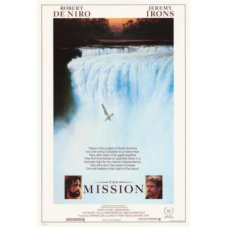 Pop Culture Graphics MOVCF7265 The Mission Movie Poster Print, 27 x 40 - image 1 de 1