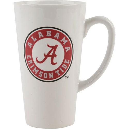 NCAA - Alabama Crimson Tide 16 oz Team Logo Latte