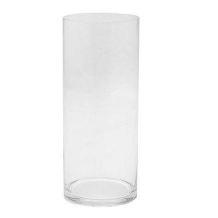 4 X 12 Cylinder Vase Set Of 12 Walmart