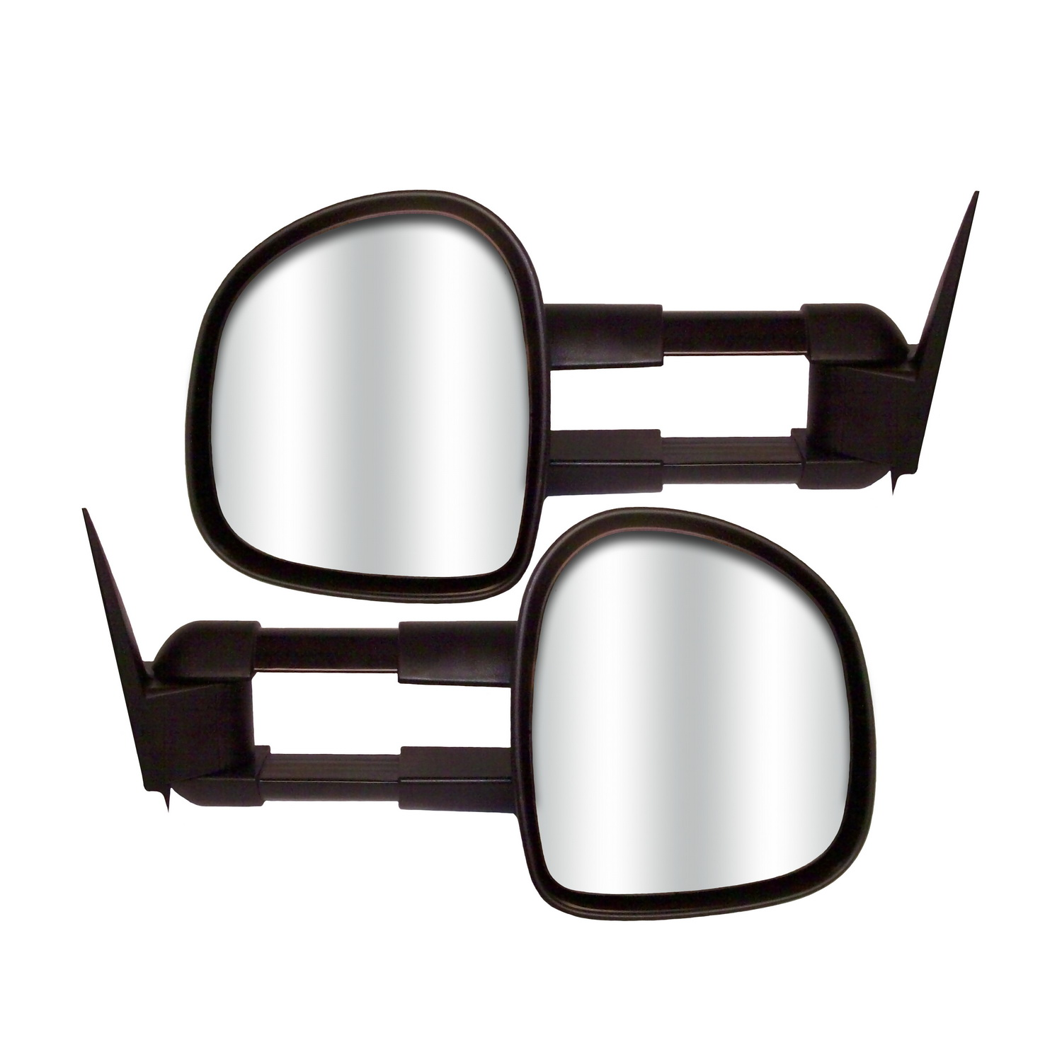 CIPA Mirrors 73500 Extendable Replacement Mirror Set