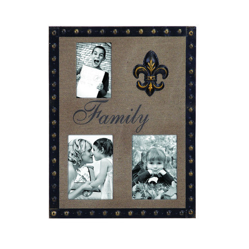 Woodland Imports Hampton Picture Frame