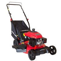 "PowerSmart PS2194PR 21"" 3-in-1 170cc Gas Push Lawn Mower"