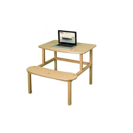 Zoo sauvage de meubles sd MPL-tan-wz -tudiants Bureau - Maple-Tan - image 1 de 2