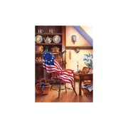 Sunsout Puzzle Company Betsys Flag Multi-Colored