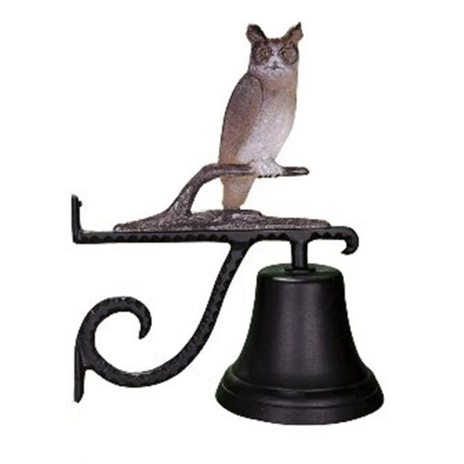 Montague Metal Products CB-1-23-NC Cast Bell With Natural Color Own Ornament