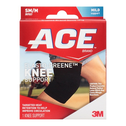 Ace Brand Elasto-Preene Knee Brace Small / Medium, # 207527 - 1 Ea