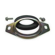 LDI INDUSTRIES 5114 Return Flange,hyd,Steel, For 1 1/2 Pipe