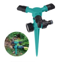 Product Image Womail Lawn Sprinkler Automatic 360° Rotating Garden Water Sprinklers Lawn Irrigation
