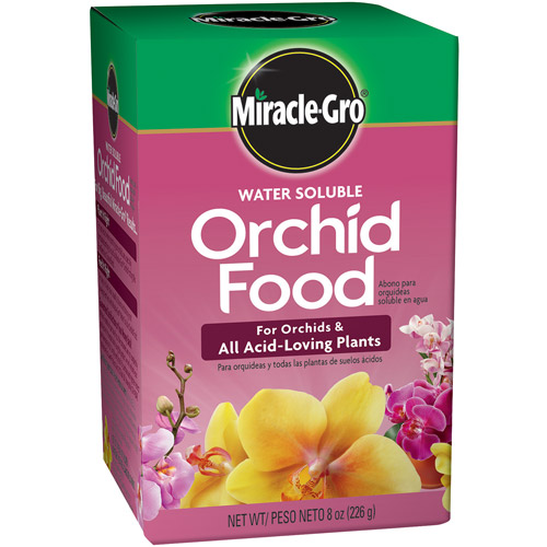 Miracle-Gro Water Soluble Orchid Food, 8 oz