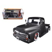 Just Truck1:24dc-56ford F100 Pickup Gre