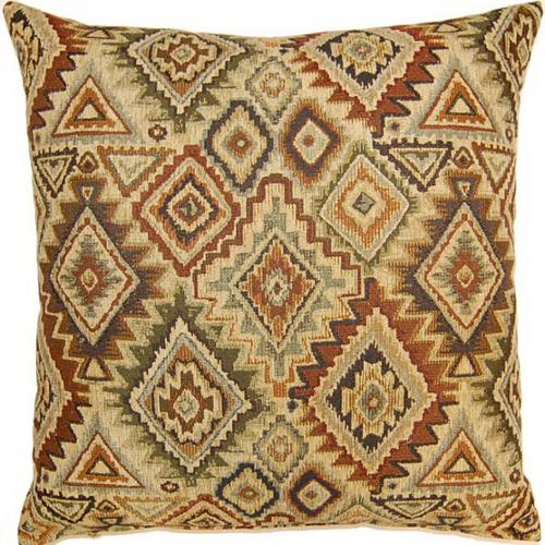 Fox Hill Trading Mesa Canyon 17-inch Throw Pillows (Set of 2)