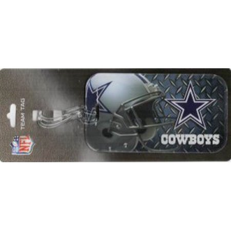 Dallas Cowboys Team Luggage Tag
