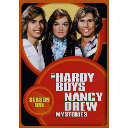 The Hardy Boys & Nancy Drew Mysteries: Season One (DVD) - Hairy Boys
