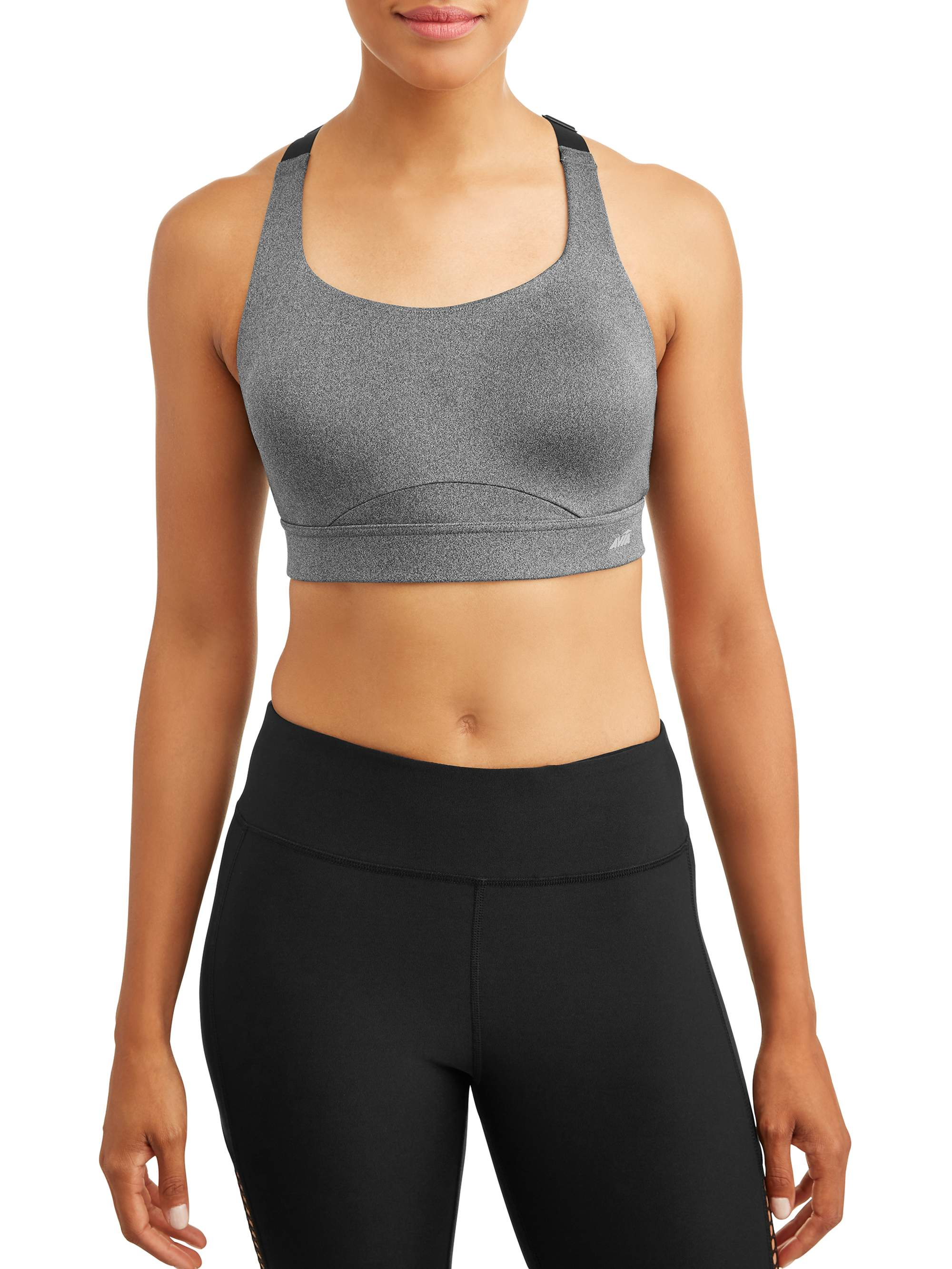 Women's Medium Support Wirefree Sports Bra, Style 76L624