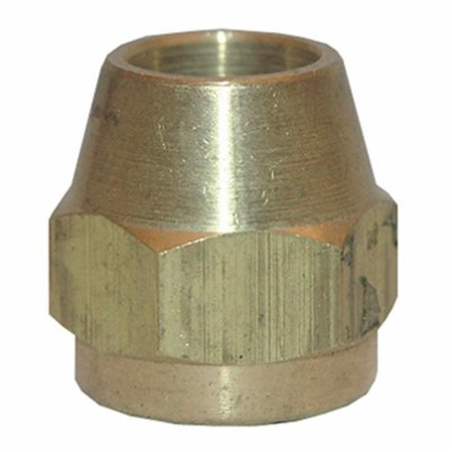 Procter & Gamble 207891 0.375 in. Brass Texas Flare Nut - image 1 of 1