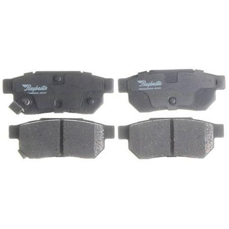 Raybestos Brake Pad Set (Raybestos PGD374C Disc Brake Pad)