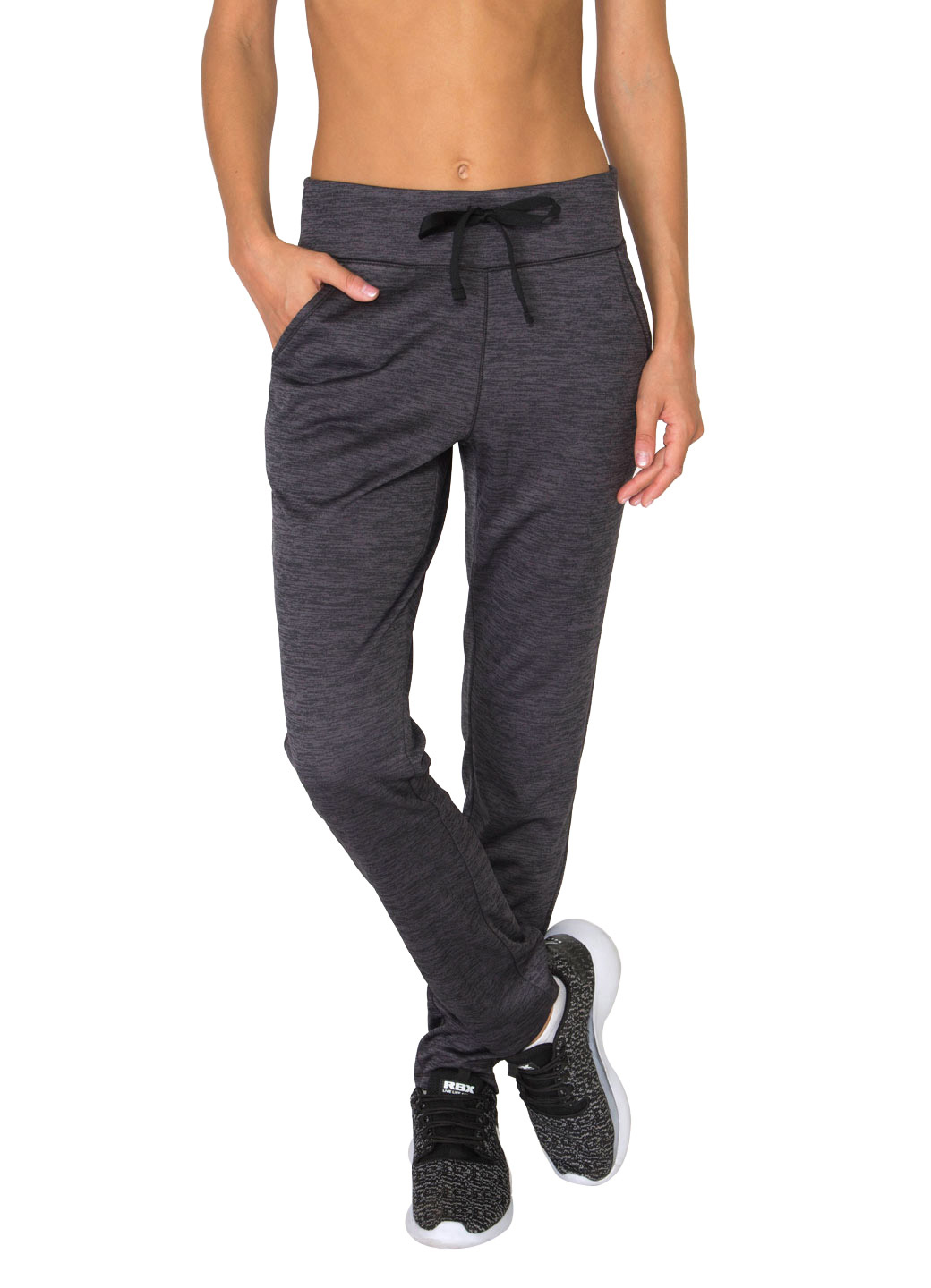 "Women's Active 30"" Inseam Dye Fleece Legging"