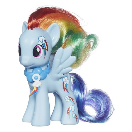 Cutie Mark Magic Rainbow Dash Figure, My Little Pony figure By My Little Pony
