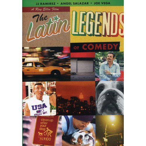 The Latin Legends Of Comedy (Widescreen)