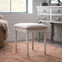 Superb Vanity Stools Walmart Com Inzonedesignstudio Interior Chair Design Inzonedesignstudiocom