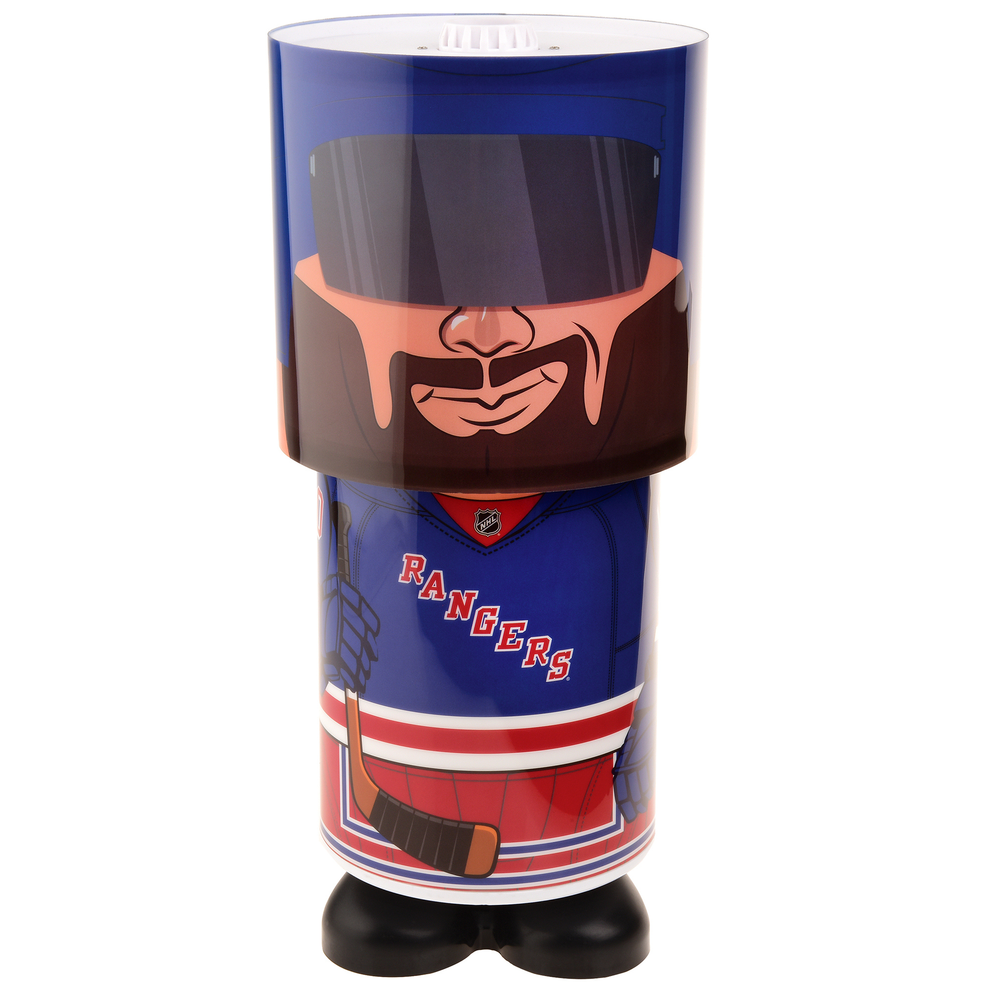 New York Rangers Rotating Desk Lamp - No Size
