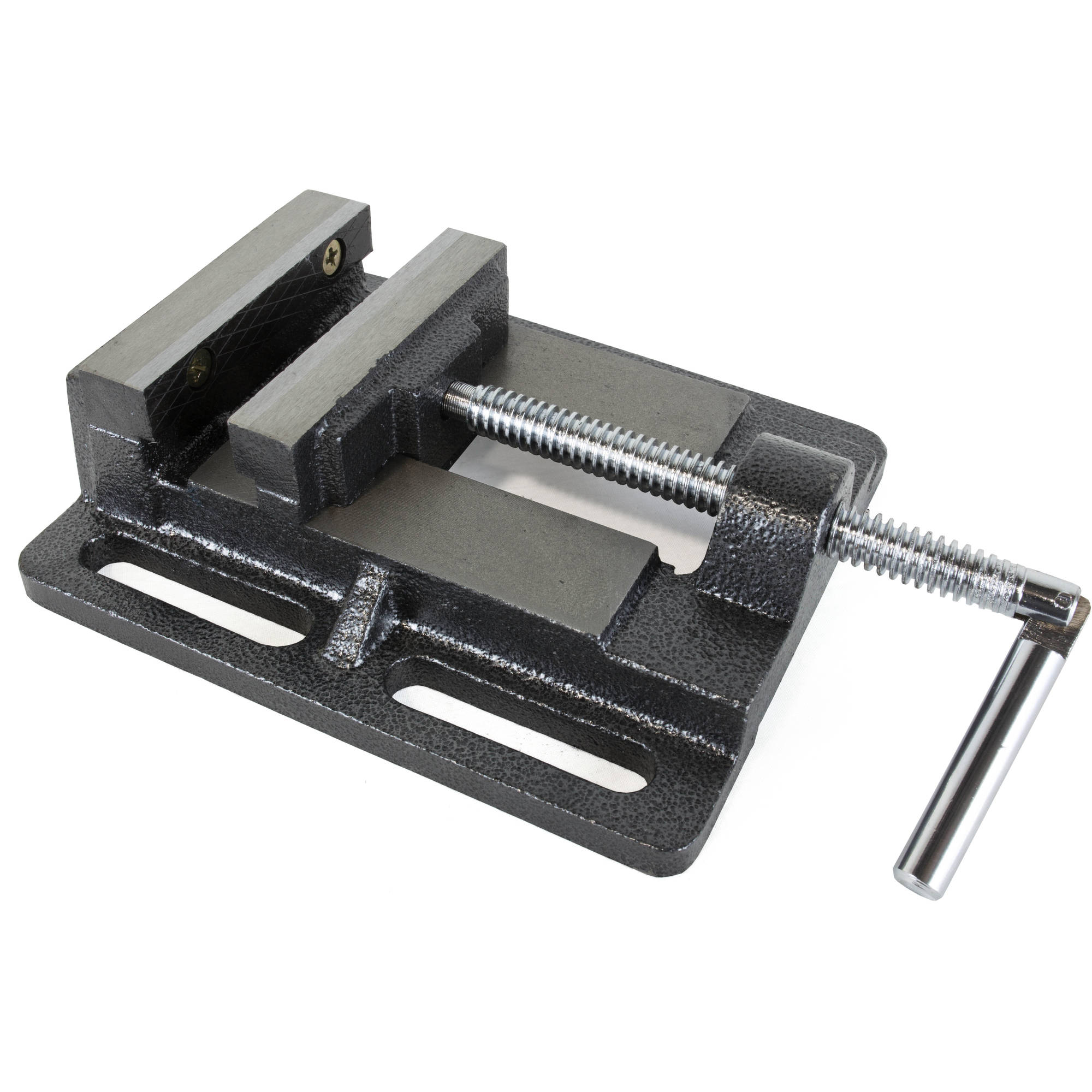 WEN 4-Inch Cast Iron Drill Press Vise