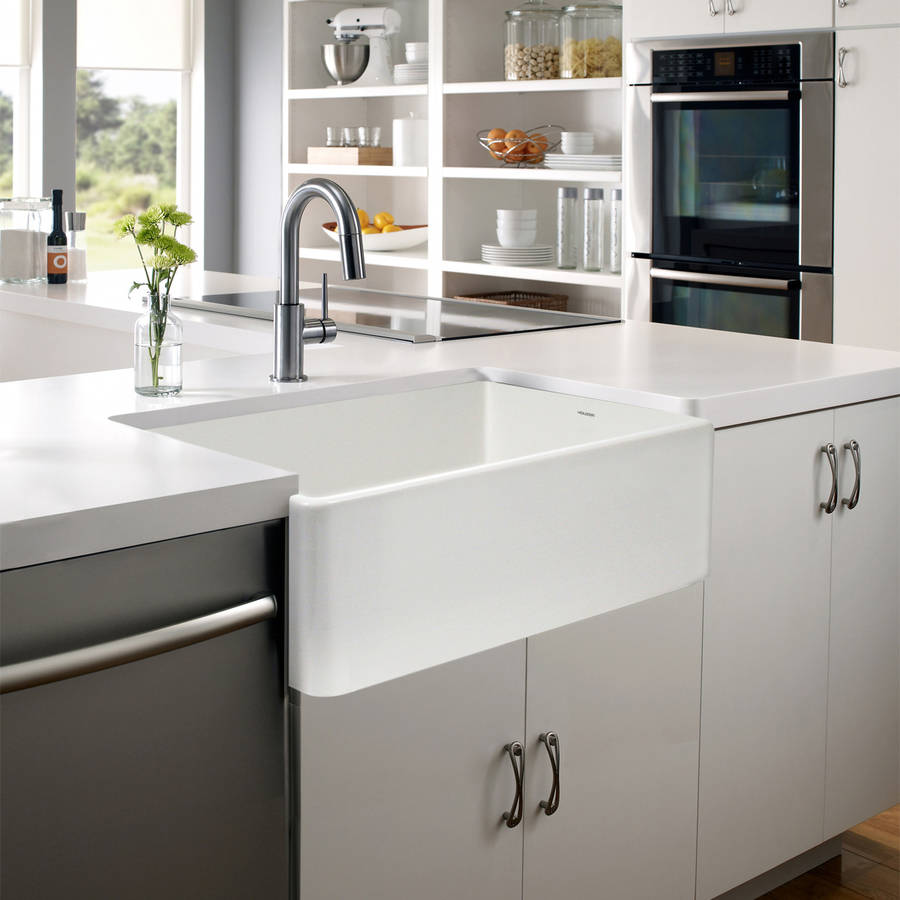 Fireclay Kitchen Sinks on Rollback! Save more than 25% in this collection!