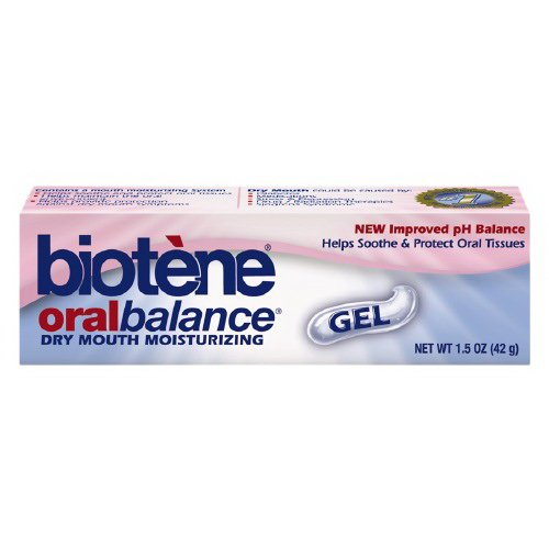 Biotene Oral Balance Moisturizing Gel For Dry Mouth - 1.5...