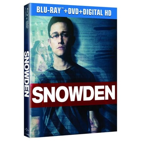 Snowden  Blu Ray   Dvd   Digital Hd   Widescreen